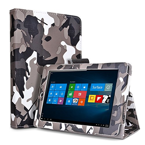 TNP Microsoft Surface Camouflage Black