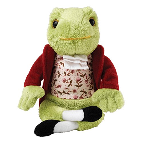Beatrix Potter Plush A27373 Mr. Jeremy Fisher Toy by BabyCentre