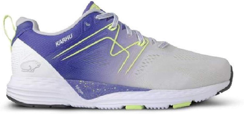Karhu Fusion Ortix - Zapatillas de running para mujer, color morado y gris, color, talla 6 UK: Amazon.es: Deportes y aire libre