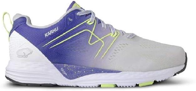 Karhu Fusion Ortix - Zapatillas de running para mujer, color morado y gris: Amazon.es: Deportes y aire libre