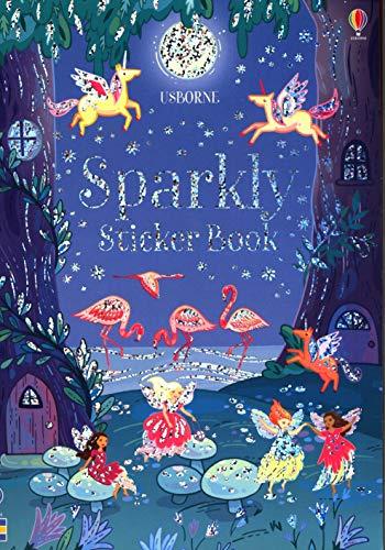 Sparkly Sticker Book (Sparkly Sticker Books)