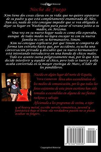 Noche de fuego. (Spanish Edition): Vera Cameron ...