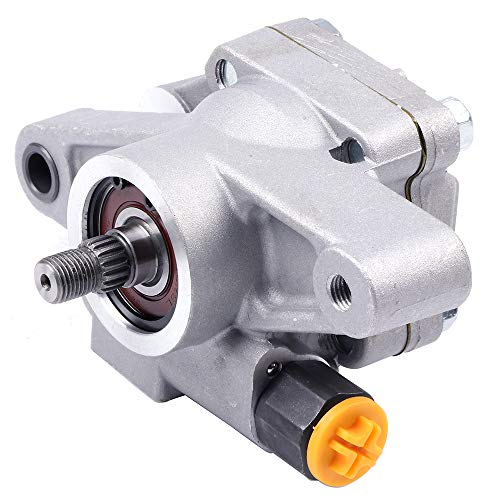Power Steering Pump Fit for 96-00 Hyundai Elantra, 97-01 Hyundai Tiburon CCIYU 21-5952 Power Steering Assist ()