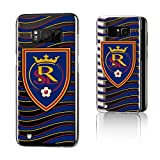 Keyscaper MLS Real Salt Lake Wave Clear for Galaxy S8, Clear