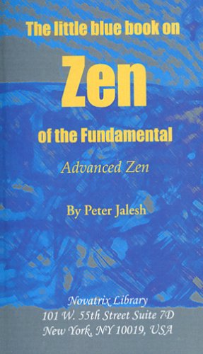 Download The Little Blue Book on Zen of the Fundamental pdf