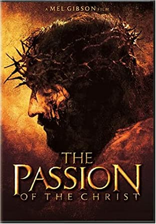 Image result for the passion of the Christ film dvd