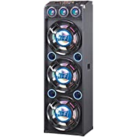 QFX SBX-412300BTBL Speaker with Built-In Amplifier Bluetooth - Blue