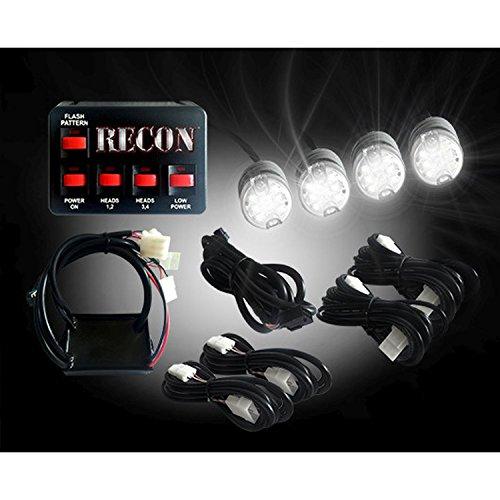 - Recon 26419 90-Watt Strobe Light Kit