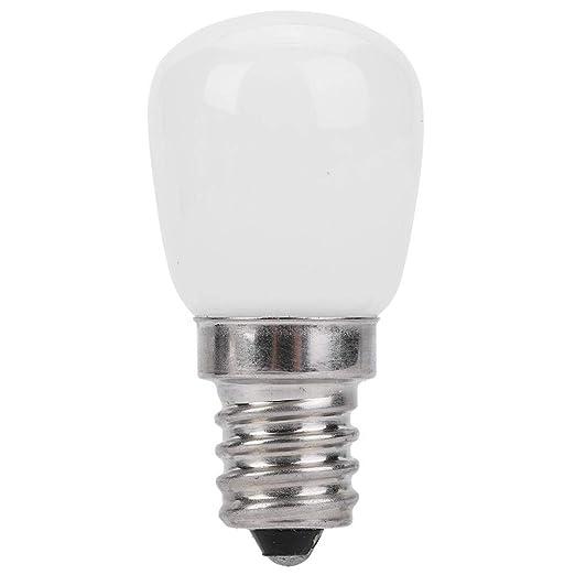 Bombilla Led Para LáMpara De Refrigerador, E12 200Lm Bombilla Led De Alta Eficiencia Luminosa Para Refrigerador, Microondas, Ventilador De Cocina (3 ...