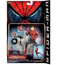 Spider-Man: The Movie Series 3 Power Punch Spider-Man Action Figure