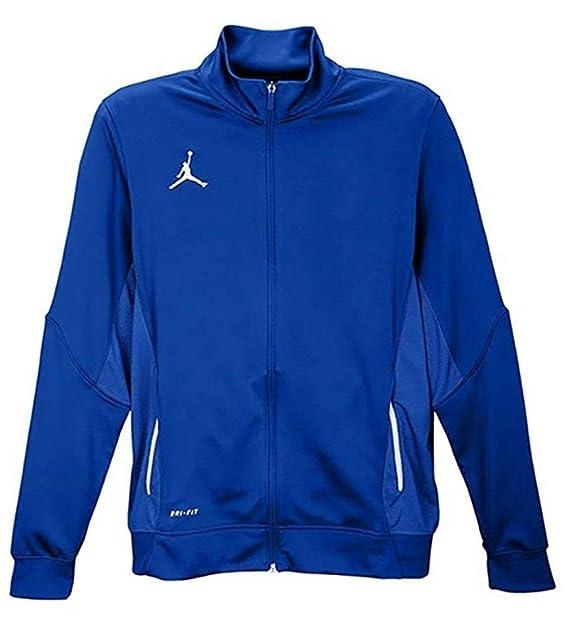 Nike Hombres del Equipo Jordan Vuelo Chaqueta: Amazon.es ...