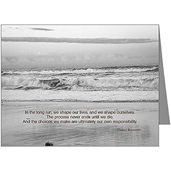 Amazon Cafepress Eleanor Roosevelt Quote Note Cards Pk Of