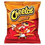 Cheetos Crunchy Cheese Flavored Snacks, 1 Ounce (Pack of 44)