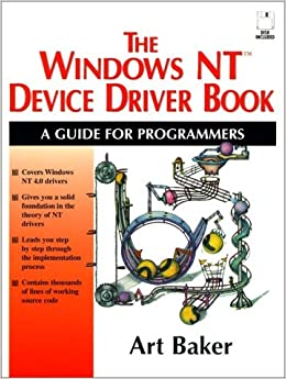 The Windows NT Device Driver Book: A Guide For Programmers Download