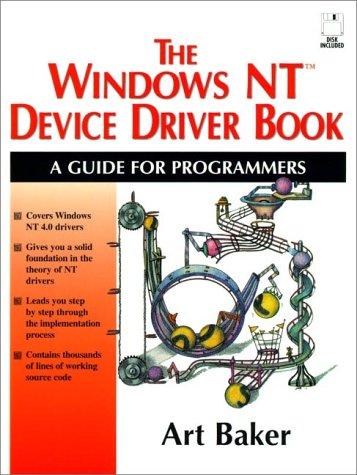 Windows NT Device Driver Book (Prentice Hall (engl. Titel))