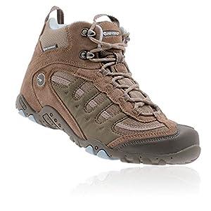 Hi-Tec Penrith Mid Waterproof Walking Boots - 9 - Brown