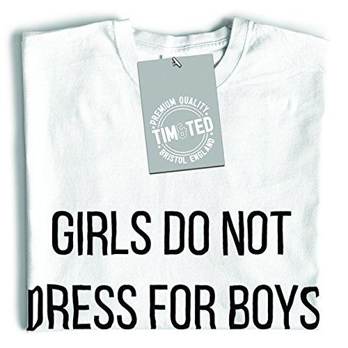 Tim Et Filles Ted Chemise Féministe T Ne Pas Habiller Pour Les Garçons Bleu Ciel Slogan