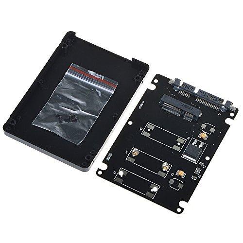Flashmen Black Mini Pcie mSATA SSD to 2.5