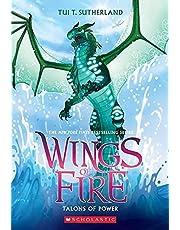 Wings of Fire # 9: Talons of Power