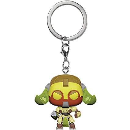 Amazon.com: Orisa: Overwatch x Funko Pocket POP! Mini ...