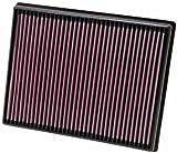 air filter bmw x5 - K&N 33-2959 High Performance Replacement Air Filter