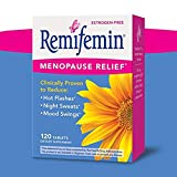 Enzymatic Therapy, Remifemin, Menopause Relief, 3 Pack (120 Tablet) Studied Forms of Black