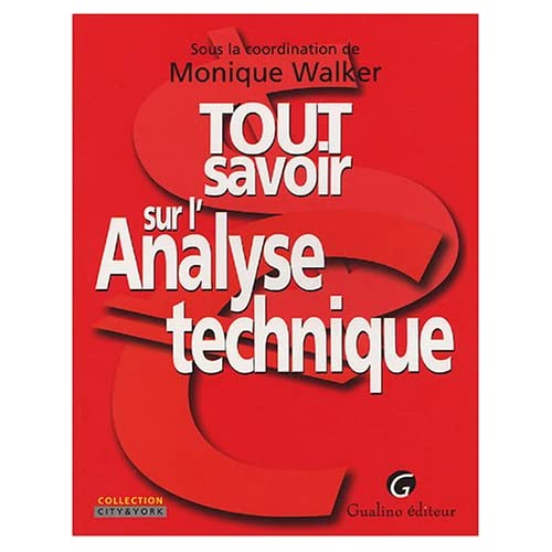 Tout savoir sur l'analyse technique