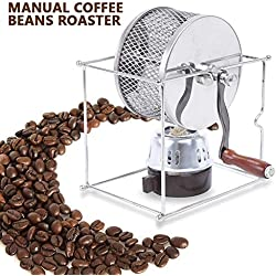 ZHFEISY Coffee Roaster Machine for Home Use, Home Coffee Bean Roasting Machine Set