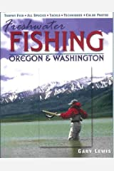 Freshwater Fishing Oregon & Washington Paperback