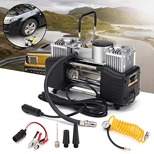 Review AUDEW Portable Air Compressor