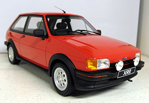 Otto 1/18 Scale Resin Model OT653 - Ford Fiesta XR2 Mk2 - Red: Ottomobile: Amazon.es: Juguetes y juegos