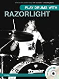 Play Drums With... Razorlight. Partitions, CD pour Batterie