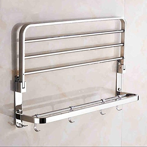 Home Improvement Bathroom Hardware Useful Black Multi-function Corner Showe Shelf Toilet Paper Holder Bath Folding Towel Rack Wall Hanging Retro Bathroom Pendant Set