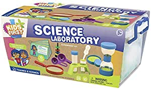 Amazon.com: Kids First Science Laboratory Kit: Toys & Games