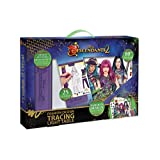 Disney Descendants 2 Fashion Design Tracing Light Table Set