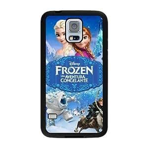 Moda de bricolaje para Samsung Galaxy S5 celular negro congelado mejor regalo elecciôn para cumpleaños HMB3466836