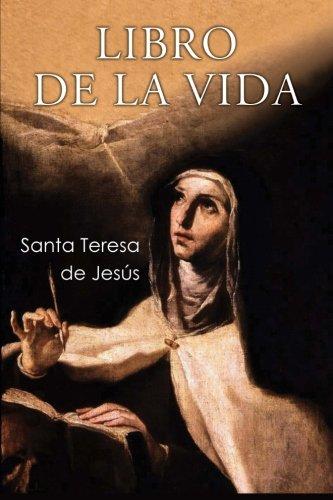 Libro : Libro de la vida  - Santa Teresa de Jesus