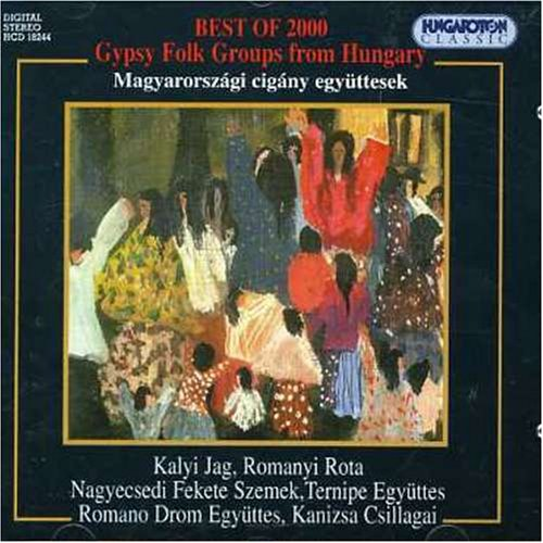 Best Fixed price for sale of 2000: Gypsy Ranking TOP5 Folk From Groups Hungary