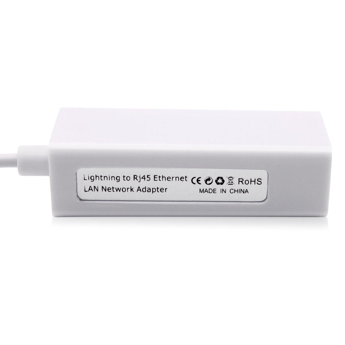 Lightning op Ethernet adapter, Ethernet adapter: Amazon.de: Computer ...
