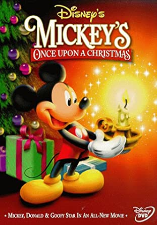mickeys once upon a christmas - Mickeys Christmas
