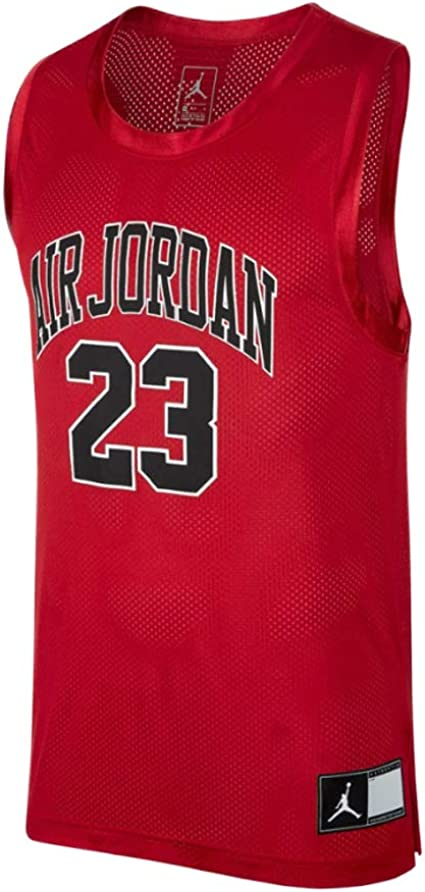 Jordan Camiseta Tirantes (Tank Top) DNA Distorted Jersey Rojo XS (X-Small): Amazon.es: Ropa y accesorios