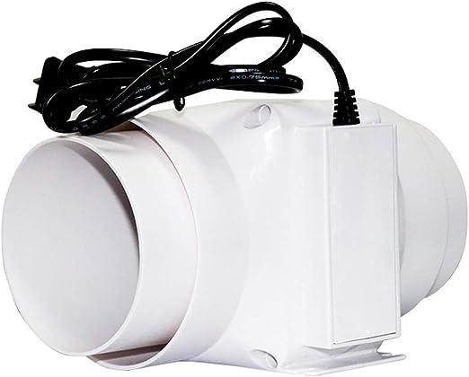 Ventilación Extractor Extractor de tubería Ventilador de bajo ruido Extractor de tubería Ventiladores Ventilador de ...