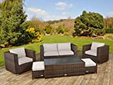 StellaHome Patio Furniture Outdoor Sectional