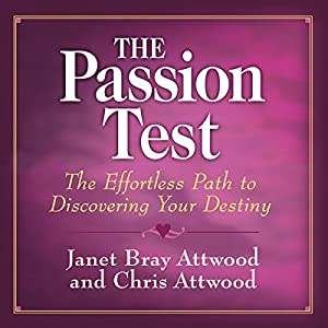 The Passion Test Audiobook