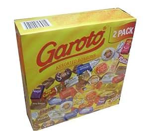Garoto Assorted Bon bons Candy Two 14.1 ounce boxes