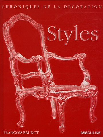 Styles - Chronique de la décoration