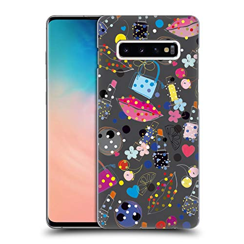 Official Turnowsky Sugar and Spice Anna B Hard Back Case for Samsung Galaxy S10+ / S10 ()