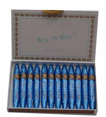 chocolate cigars its a boy - 6