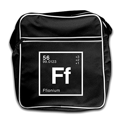 Periodic Bag Black Element Ffion Flight Red Retro Dressdown az7qASnwxT