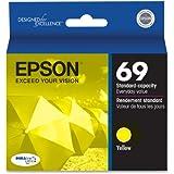 Epson DURABrite 69 Standard-capacity Inkjet Cartridge- Yellow T069420